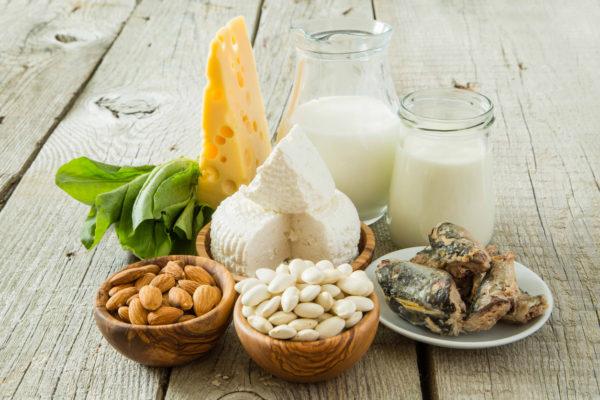 Les bienfaits du calcium